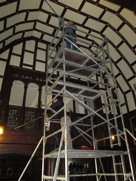Brits Conservators Clean House by Conservation Cleaning Godinton House And Gardens