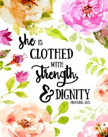 she is clothed with strength and dignity proverbs 31 25