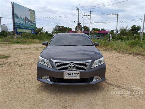 2015 Toyota Camry 2 5 G At toyota camry 2015 g 2 5 in ภาคตะว นออก automatic sedan ส