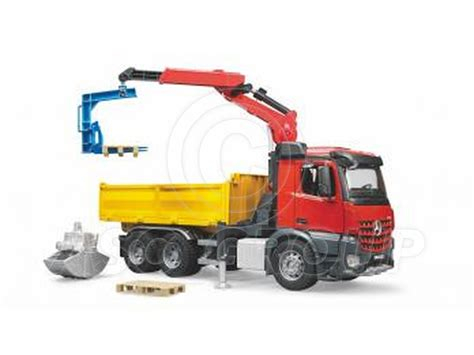 bruder toys mercedes bruder toys 03651 pro series mercedes benz mb arocs truck