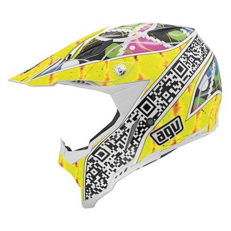 agv motocross helmet agv ax 8 evo q code helmet revzilla