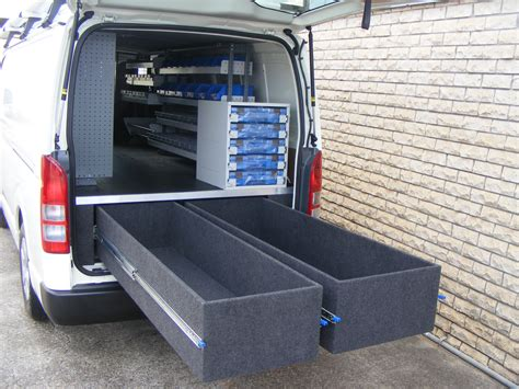 Storage Drawers For Vans by All Mod S
