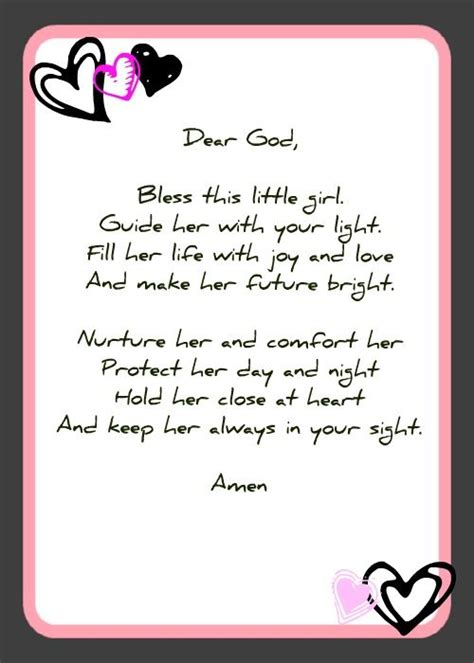 4x2 prayer card template poem for baptism page baby shower prayer cards