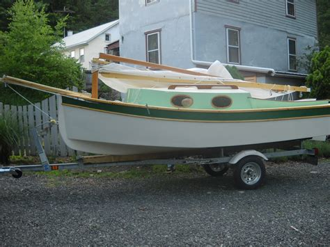how to build a boat sail away and never return on the trailer and out of the garage build a boat sail away