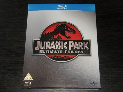Original Jurassic Park Ultimate Trilogy jurassic park ultimate trilogy uk primera compra en es