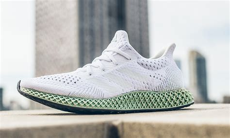 Sepatu Adidas Futurecraft 4d adidas futurecraft 4d in all white your best look yet