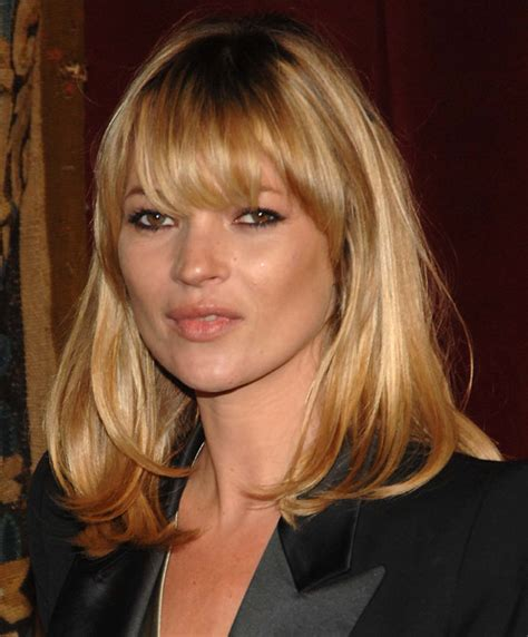 Kate Moss Gets A Fringe Will You Be Next Tips On Choosing The Style Fringe by To Fringe Or Not To Fringe What You Need To Before