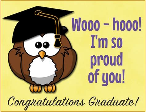 Im An Mba Graduate by I M Proud Of You Free Family Ecards Greeting Cards 123