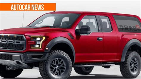 2020 Ford Bronco News by News 2020 Ford Bronco Panel Concept