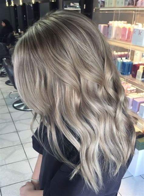 how to do ash ombre highlight on short hair 1000 ideas about dark ash blonde on pinterest ash