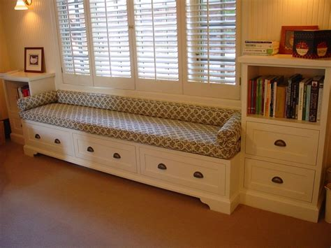 diy window bench seat with storage astonishing diy storage bench seat with drawer build under
