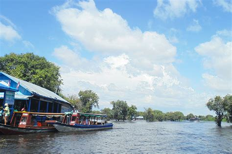 siem reap floating village boat price beng mealea kompong phluk tour 1 day triple k travel