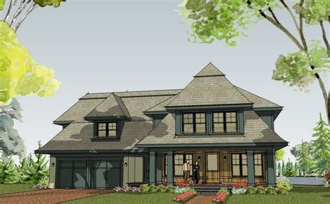 simply home designs new cottage house plan