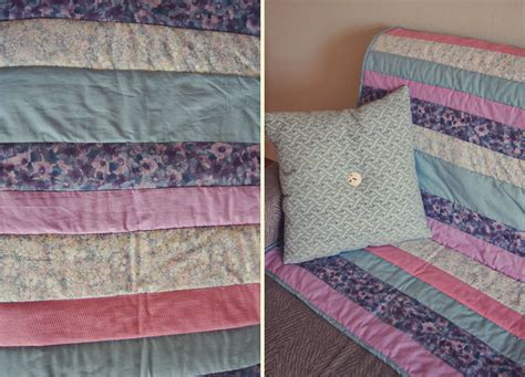 Quilt In A Day by Easy Quilt In A Day For Beginners Quilt As You Go Sew