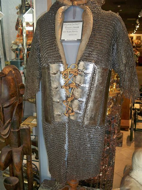 Baju Of Thrones mail armour