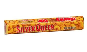 Silverqueen Chunky Bar Orange Peel chocolate pt trading