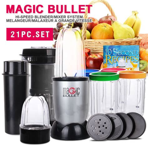 Mainan Mini Family Set Blender 21 pcs set high speed juicer magic bullet blender mixer food processor
