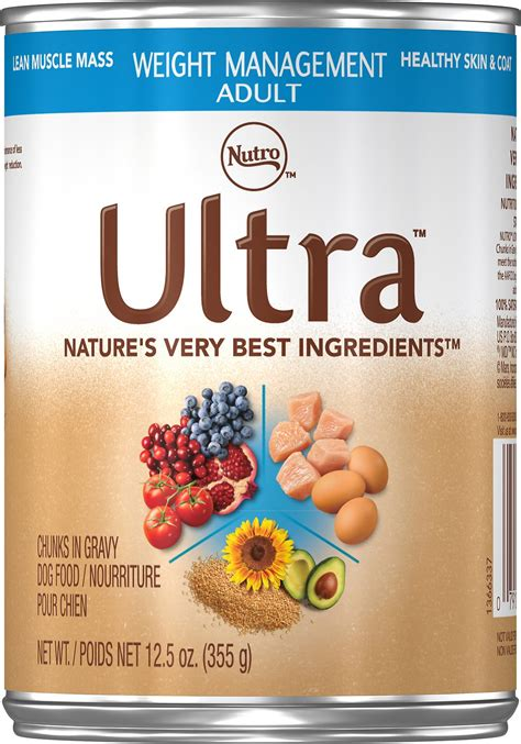 nutro ultra food nutro ultra weight management canned food mloovi