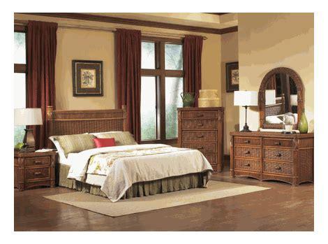 lexington wicker bedroom furniture lexington rattan collection