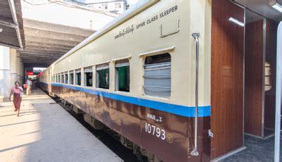 seat 61 myanmar travel in myanmar burma times fares