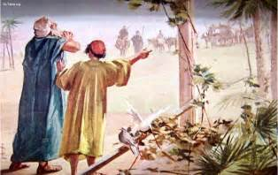genesis pictures bible image joseph sends for jacob صورة