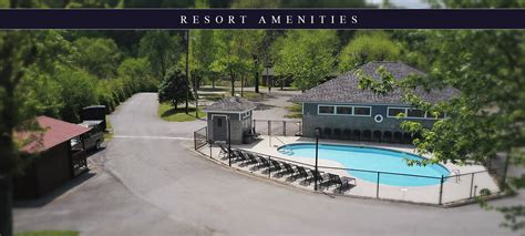 foothills rv park and cabins rv cing pigeon forge