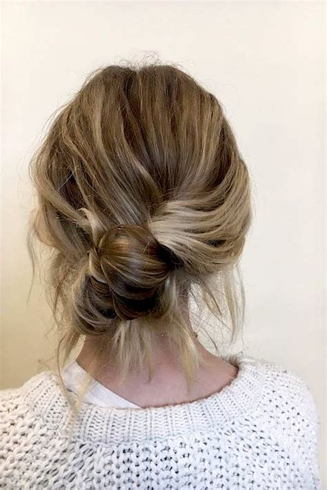 Wedding Hair Relaxed Updos by Relaxed Wedding Updo 2018 Wedding Hair Trends Tania