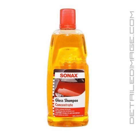 Sonax Car Wash 1000ml Sonax Car Wash Shoo Concentrate 1000 Ml Free