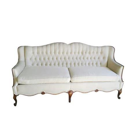 sofa rentals marie vintage sofa wedding furniture rental los angeles