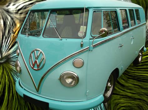 volkswagen classic van wallpaper luxury classic cars vw bus in malaysia chinatown