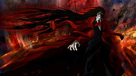 alucard iphone wallpaper hellsing full hd wallpaper and background image