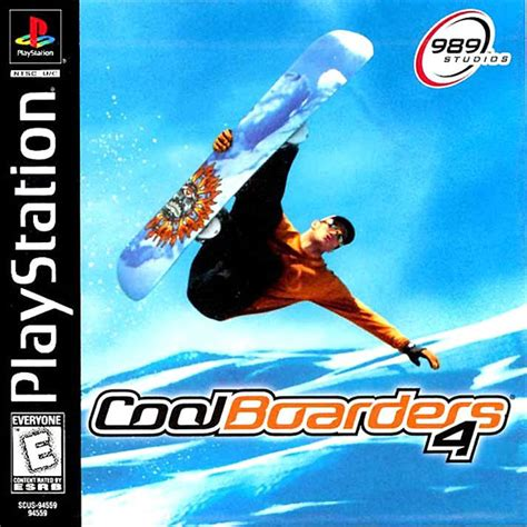 emuparadise everdrive cool boarders 4 cover download sony playstation covers