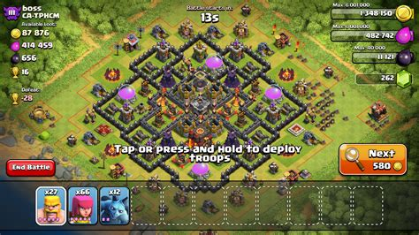 clash of clans layout strategy level 10 clash of clans tips town hall level 10 layouts part 2