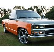 1989 Chevy Silverado Custom Trucks