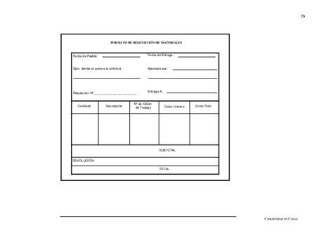 formato de requisici 211 n de materias primas youtube contabilidad de costos