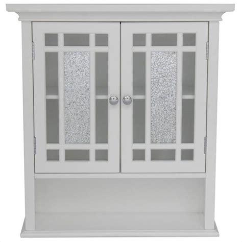 2 door wall cabinet 2 door wall cabinet in white elg 527
