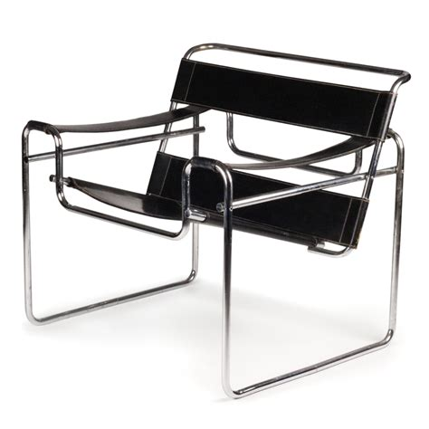 20th century design bauhaus 20th century furniture breuer - Wassily Kandinsky Chair