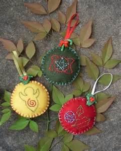 i am yule decorations