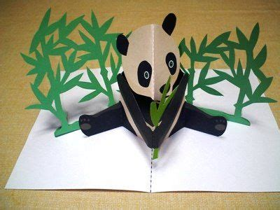animal pop up card template libros pop up books cards c 243 mo hacer un divertido libro