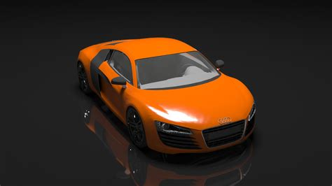 audi r models audi r8 model 3d model vehicles 3d models max ar vr