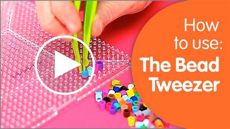 How To Use The Perler Bead Tweezer Plus
