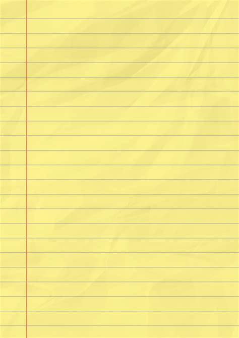 yellow lined paper by andie200 on deviantart