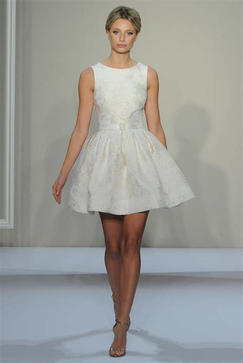 Beautiful Short Summer Wedding Dresses You Have to See