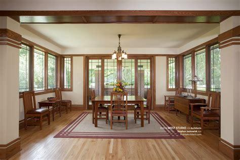 harmonic winds house dining room prairiearchitect
