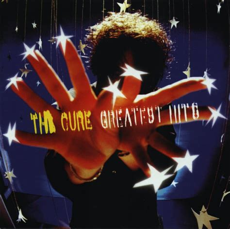 the cure best of car 225 tula frontal de the cure greatest hits portada