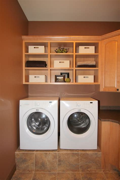 Laundry Room Cabinets Ideas Several Must Washer And Dryer Cabinet Design That You Should Insert In Your Laundry Room