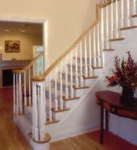 Building A Banister Wood Stairs Stair Railings Stair Handrails Stair Sales