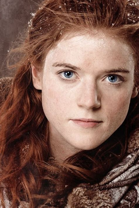 redhead actress game of thrones season 6 ygritte game of thrones season 4 portraits x juego