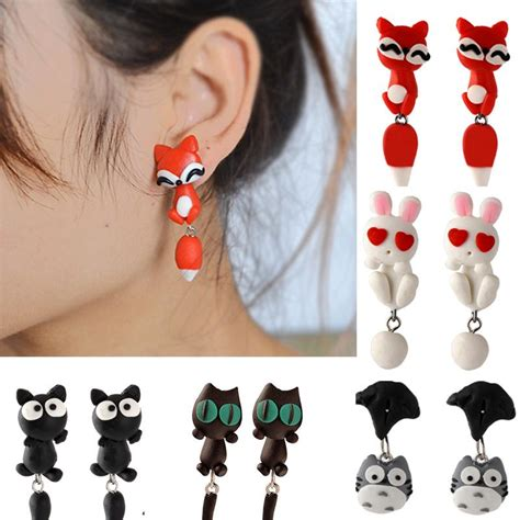 trendy gifts for her 2016 aliexpress com buy 2016 trendy polymer clay earring fimo