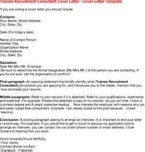 cover letter for recruitment agency writing a cover letter for an employment agency